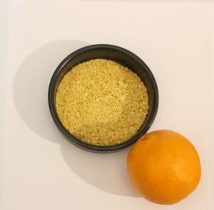 poudre de peau d'orange