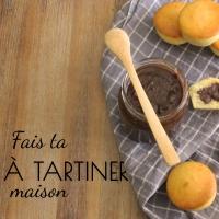 Fais ta pâte à tartiner maison